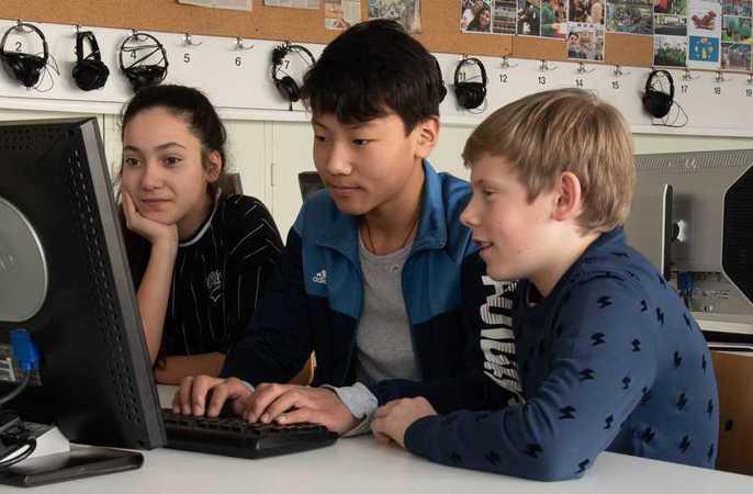 C.A.R.: binnenkort start de aanmeldingsperiode voor het eerste jaar (schooljaar 2020-2021)