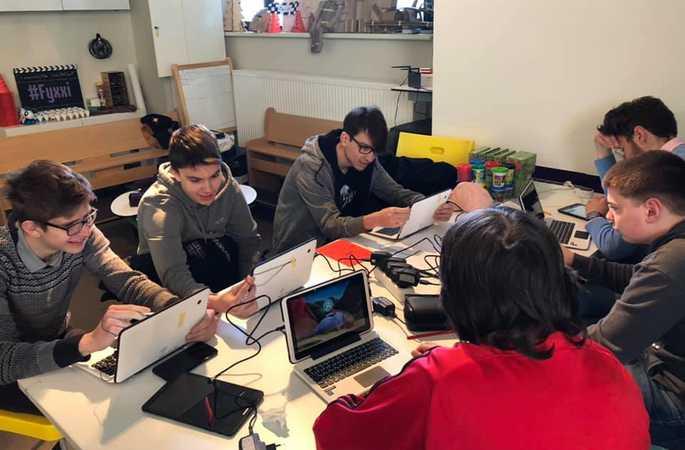 5ITN neemt deel aan project Codinc