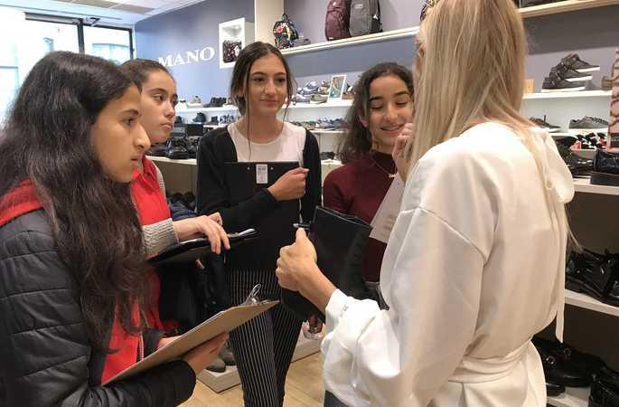 Kennismaking met retail