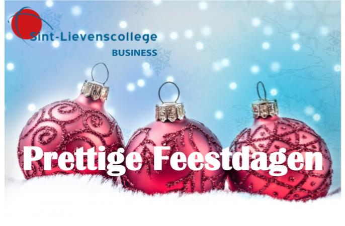 Prettige feestdagen | openingsuren kerstvakantie