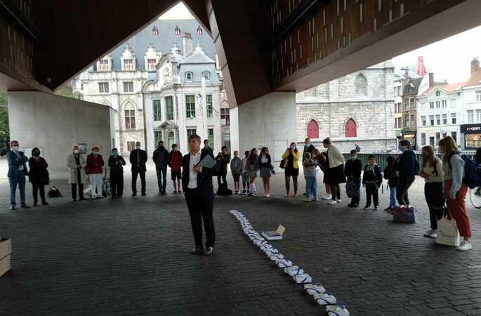 Lancering SKOG (Scholengroep Katholiek Onderwijs Gent)
