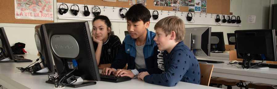 1 ICT Sint-Lievenscollege Business