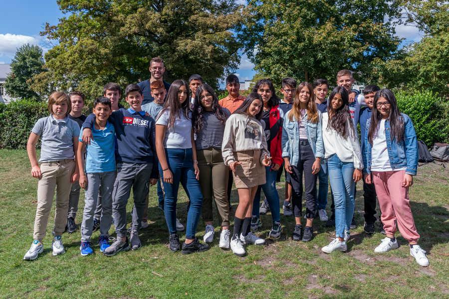 1 Ondernemen & 1 ICT, Sint-Lievenscollege Business Gent